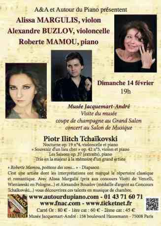 Concert 14 Février 2016